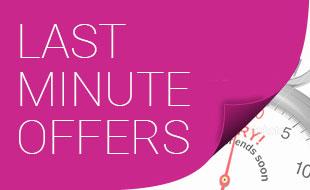 Last Minute Offers